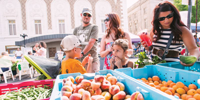 Yakima Valley Farmers Markets