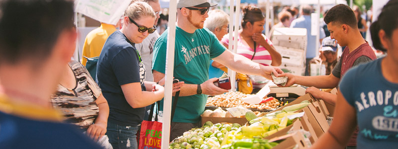 Farmers Markets In The Yakima Valley Taste What We Grow